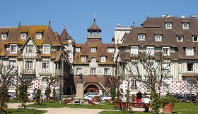 Normandy & Royal. France (Deauville)